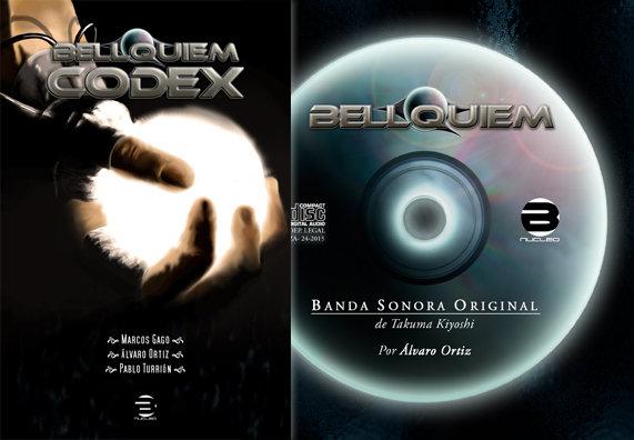 BELLQUIEM (LIBRO +  DVD REGALO)