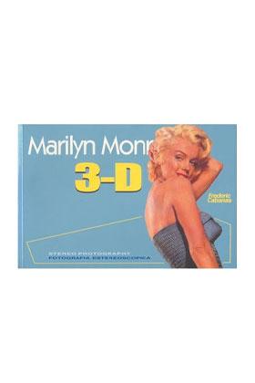 MARILYN MONROE 3-D (CON GAFAS 3D)