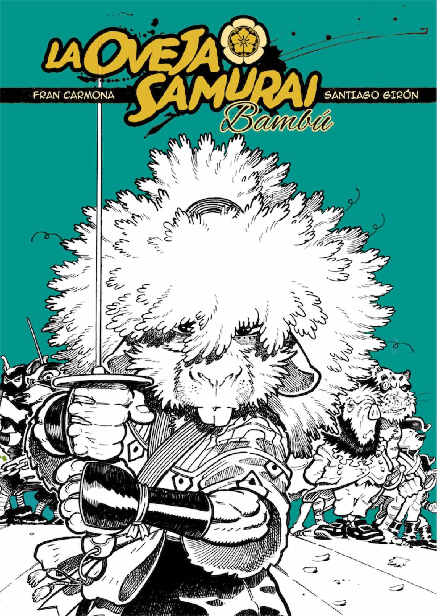 LA OVEJA SAMURAI 2. BAMBU
