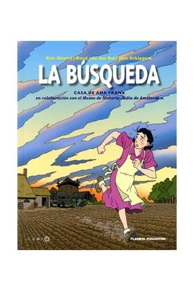 LA BUSQUEDA (COMIC)