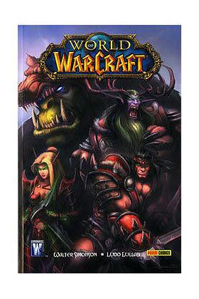 WORLD OF WARCRAFT 01 (COMIC)