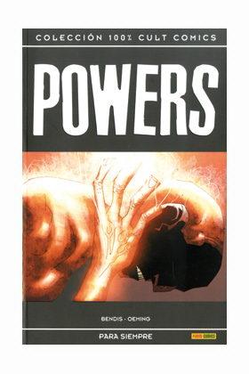 POWERS: PARA SIEMPRE