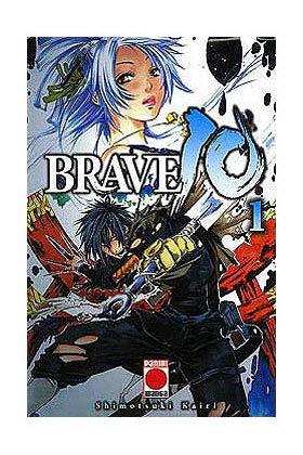 BRAVE 01 (COMIC)