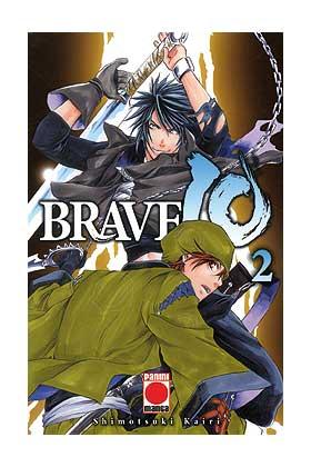 BRAVE 02 (COMIC)