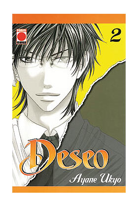 DESEO 02 (COMIC MANGA)
