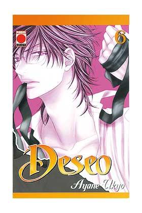 DESEO 06 (COMIC MANGA)