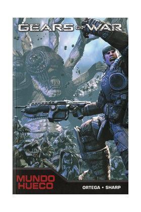 GEARS OF WAR 01. MUNDO HUECO (CULT COMICS)