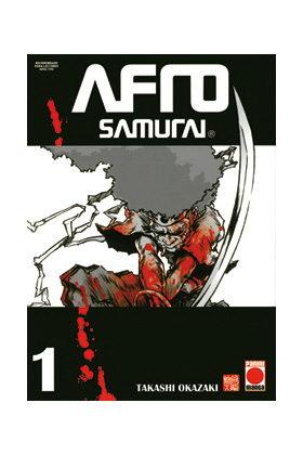 AFRO SAMURAI 01 (COMIC)
