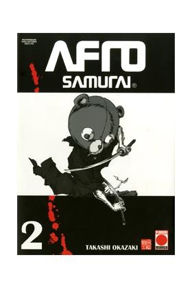 AFRO SAMURAI 02 (COMIC)