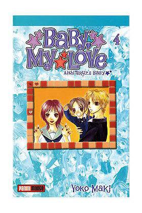 BABY, MY LOVE 04 (COMIC MANGA)