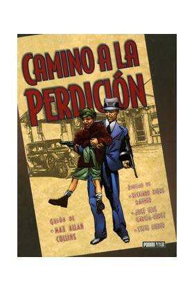 CAMINO A LA PERDICION  (PANINI NOIR)