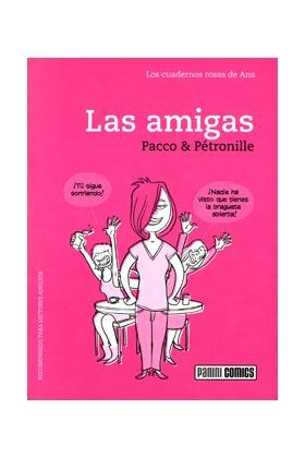 LAS AMIGAS (LOS CUADERNOS ROSA DE ANA 01)