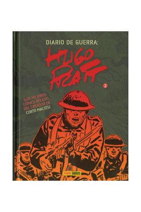 DIARIO DE GUERRA: HUGO PRATT 02