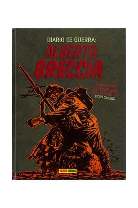 DIARIO DE GUERRA: ALBERTO BRECCIA