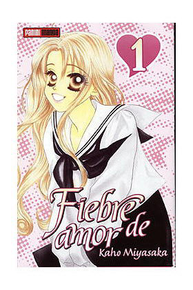 FIEBRE DE AMOR 01 (COMIC MANGA)