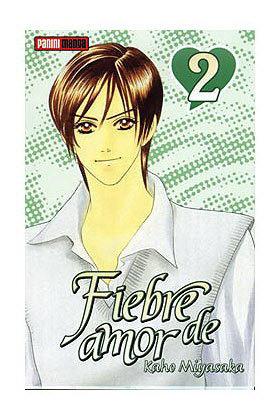 FIEBRE DE AMOR 02 (COMIC MANGA)