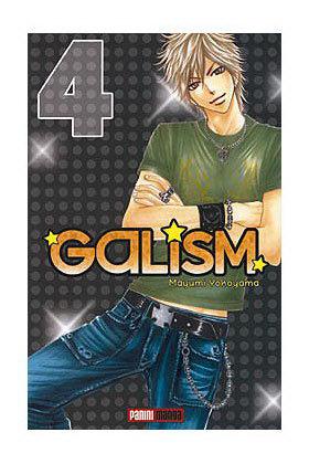 GALISM 04 (COMIC MANGA)
