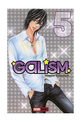 GALISM 05 (COMIC MANGA)