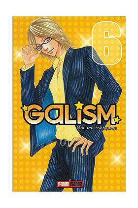 GALISM 06 (COMIC MANGA)