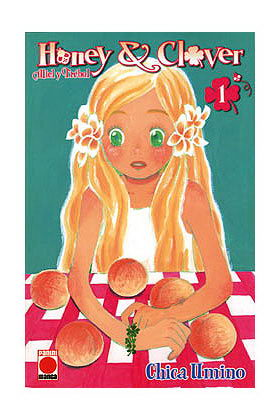 HONEY AND CLOVER 01 (COMIC)