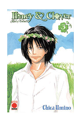 HONEY AND CLOVER 03 (COMIC)