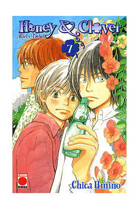 HONEY AND CLOVER 07 (COMIC)