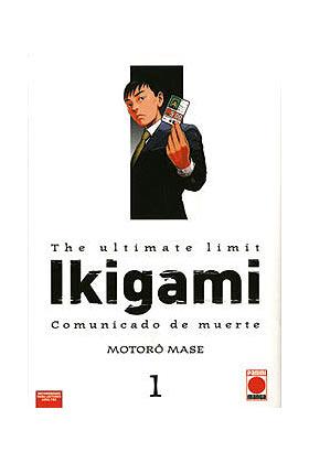 IKIGAMI 01 (COMIC)