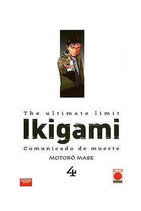 IKIGAMI 04 (COMIC)