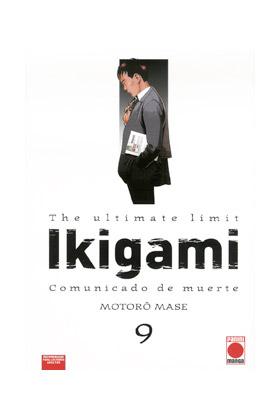 IKIGAMI 09 (COMIC)