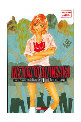 INSTITUTO BIJINZAKA 01 COMIC MANGA