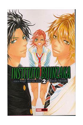 INSTITUTO BIJINZAKA 02 COMIC MANGA