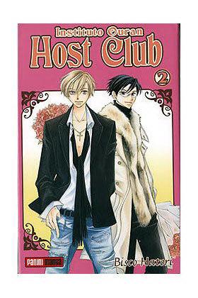 INSTITUTO OURAN HOST CLUB 02 (COMIC MANGA)
