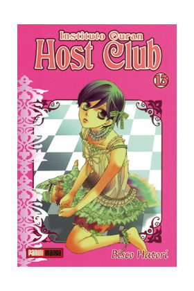 INSTITUTO OURAN HOST CLUB 13 (COMIC MANGA)