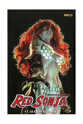 RED SONJA 01. LA CAIDA DE GATHIA