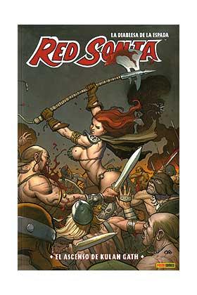 RED SONJA 03: EL ASCENSO DE KULAN GATH