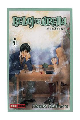 RELOJ DE ARENA 05 (COMIC MANGA)