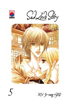 SAD LOVE STORY  05 (COMIC) (ULTIMO NUMERO)