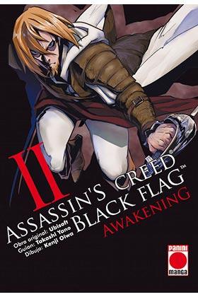 ASSASSIN'S CREED BLACK FLAG 02: AWAKENING