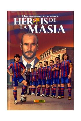 HEROIS DE LA MASIA. UNA HISTORIA DEL PLANTER (CATALAN)