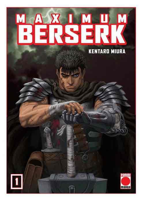 BERSERK MAXIMUM 1