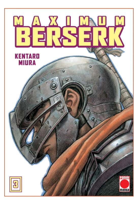 BERSERK MAXIMUM 3