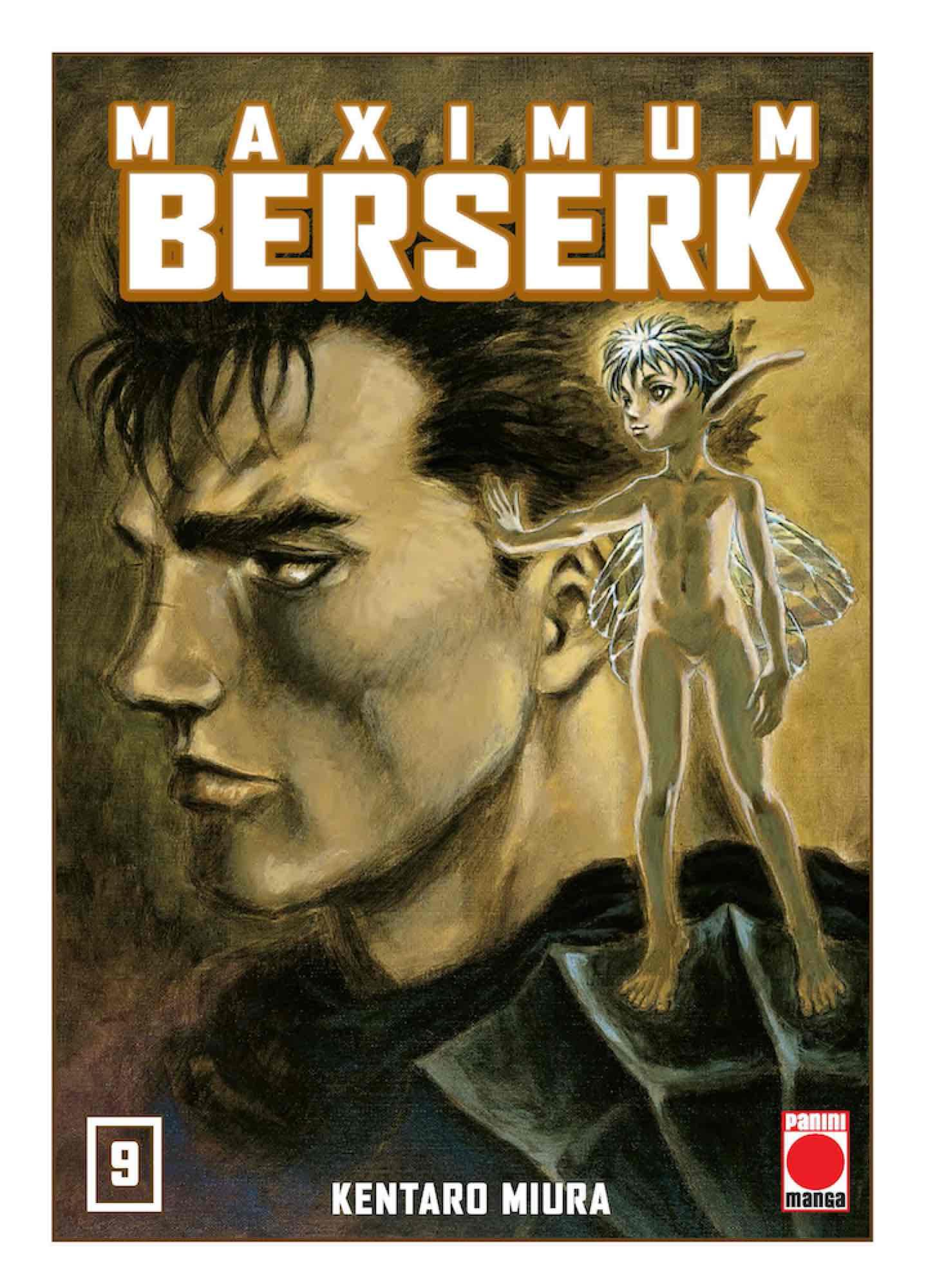BERSERK MAXIMUM 9