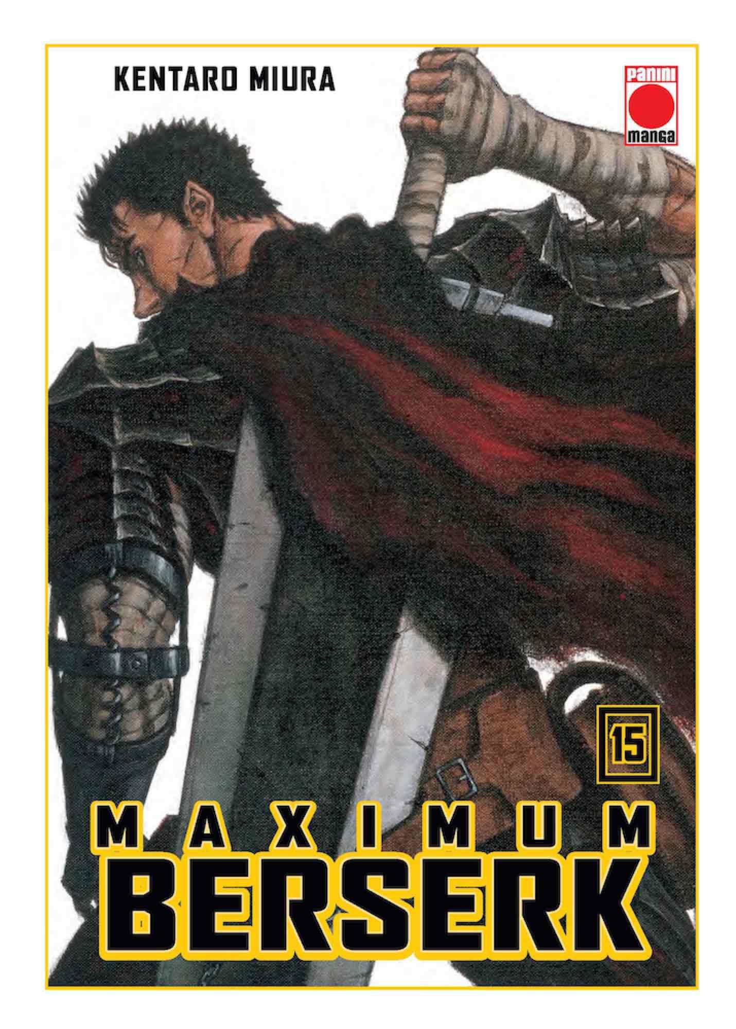 BERSERK MAXIMUM 15