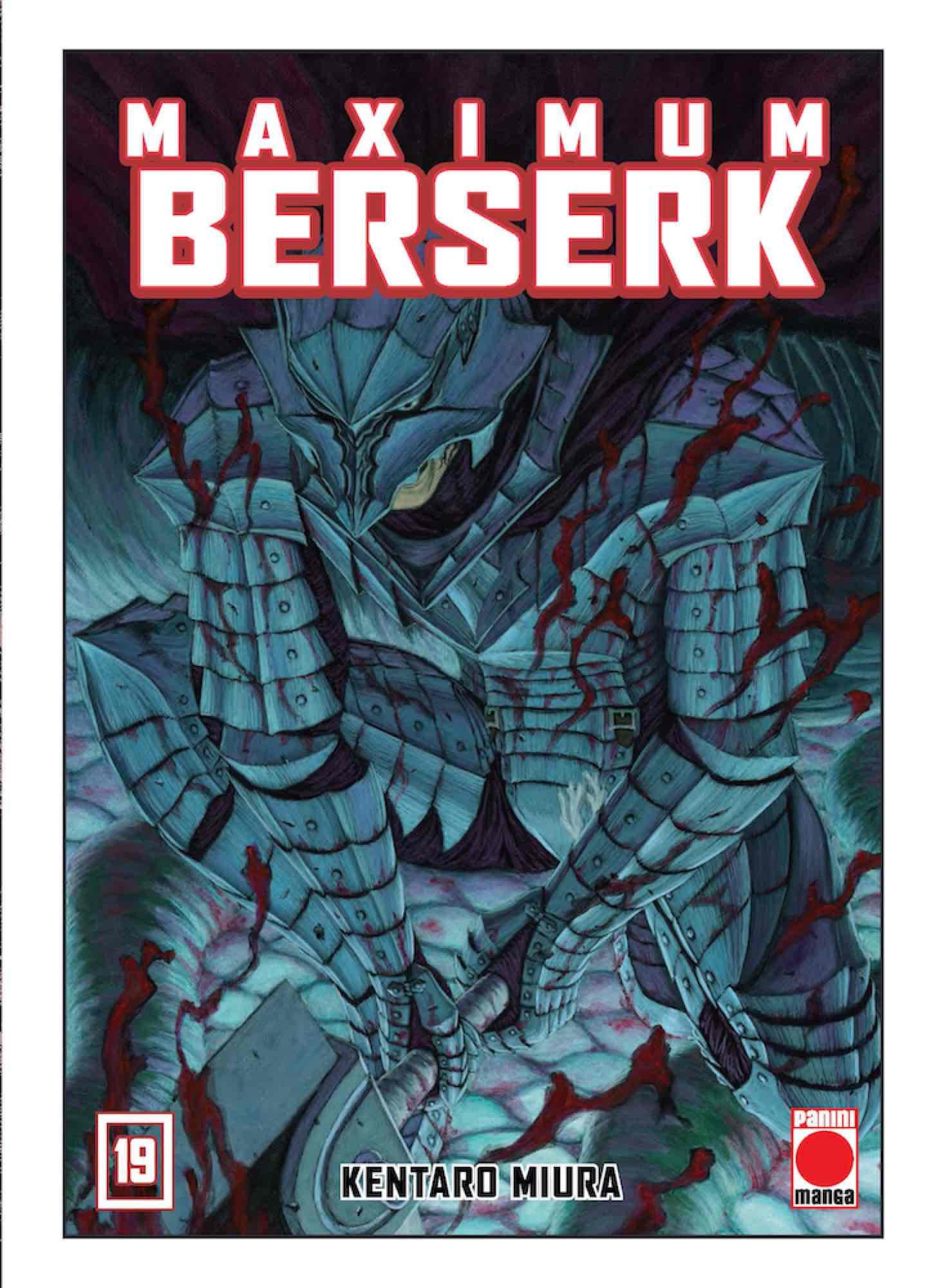 BERSERK MAXIMUM 19