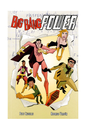 BIG BANG POWER  (COMIC)