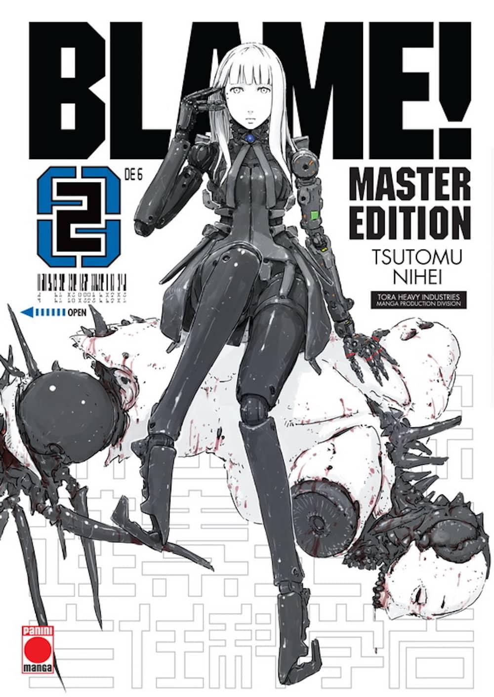 BLAME! MASTER EDITION 2