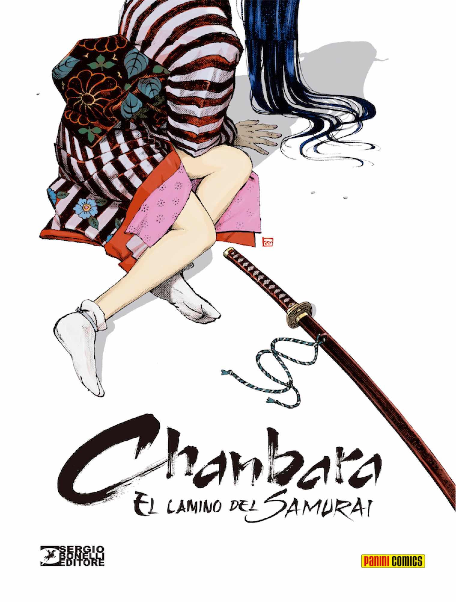 CHANBARA EL CAMINO DEL SAMURAI