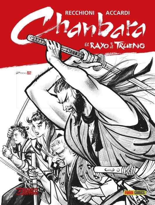 CHANBARA 02: EL RAYO Y EL TRUENO