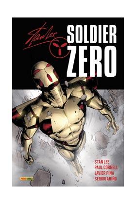 SOLDIER ZERO 01. UN PEQUEÑO PASO PARA UN HOMBRE (STAN LEE'S BOOM COMICS)
