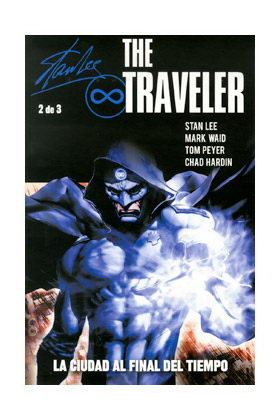 THE TRAVELER 02 STAN LEE'S BOOM COMICS